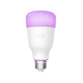 Лампа Xiaomi Yeelight Smart Led Bulb (Color) (YLDP06YL)