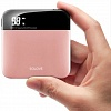 Внешний аккумулятор Xiaomi Solove Two-wire Mobile Power Bank A2-Pro - Pink