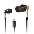 Стерео-наушники 1MORE Triple Driver LTNG In-Ear Headphones(w) (E1001L)