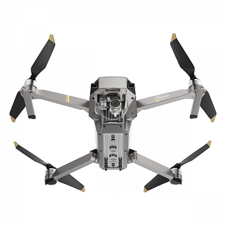 Квадрокоптер DJI Mavic Pro Platinum Fly more Combo